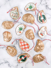Load image into Gallery viewer, The Little Drummer Boy  – Oyster Ornament
