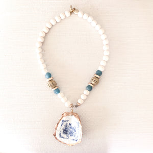 The Statement Oyster Shell™ Necklace