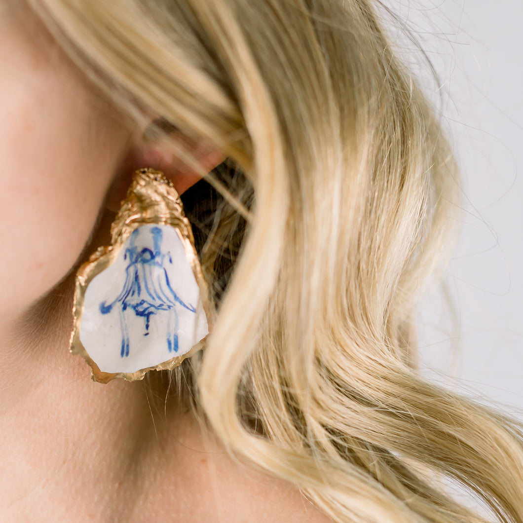 The Statement Oyster ™ Earring