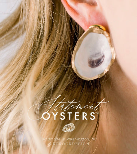 The Oyster Earring