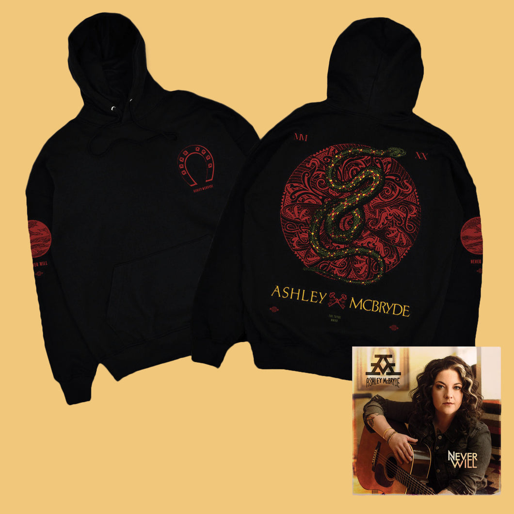 BUNDLE - Never Will Hoodie LP