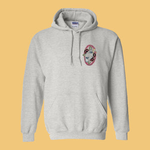 Never Will Hoodie (Athletic Heather)