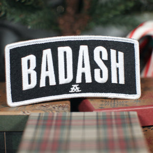 """Badash"" Patch"