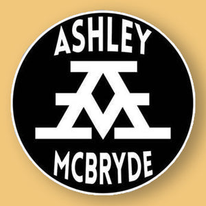 Ashley McBryde Logo Patch