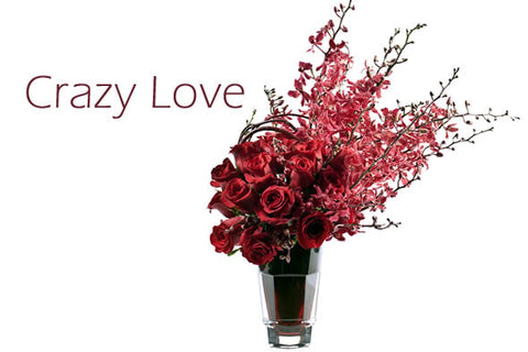 "Baccarat Flowers ""Crazy Love"""