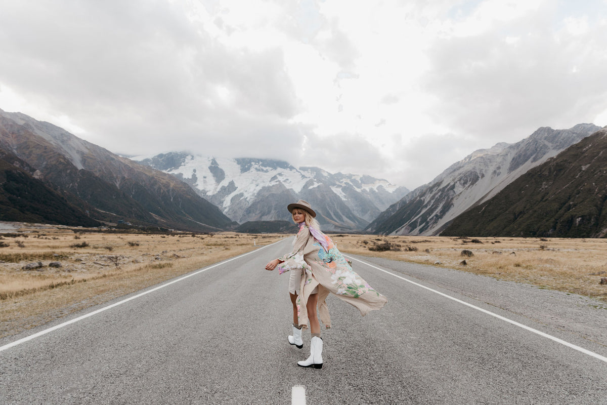 Neon Gypsy's Journey Through NZ