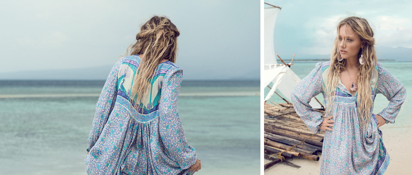 Island Boho Lookbook