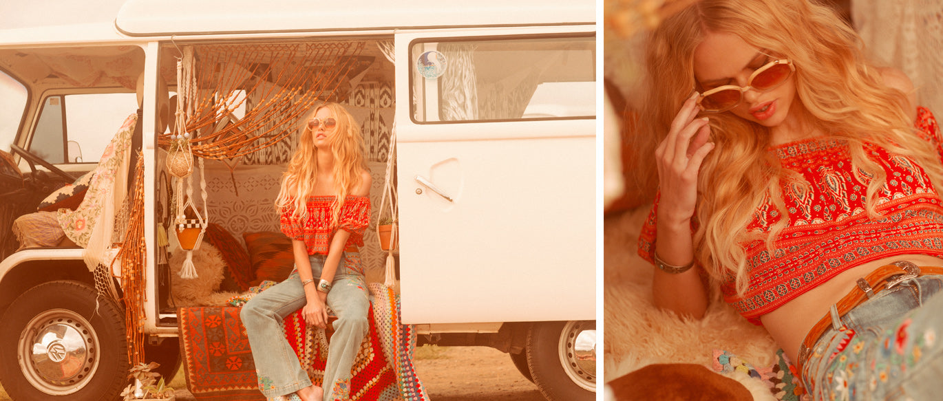 Gypsiana Lookbook