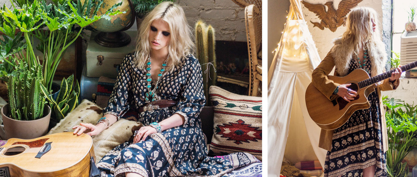 Bohemian Royale Lookbook