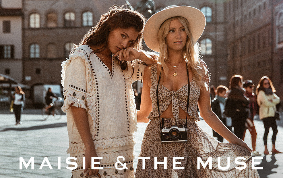 - Maisie & The Muse -