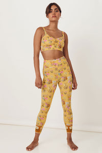 Wild Bloom 7/8 Leggings