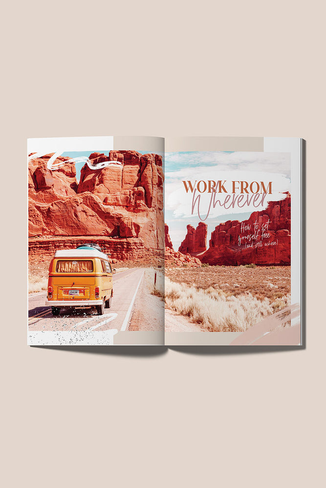 Work From Wherever Book