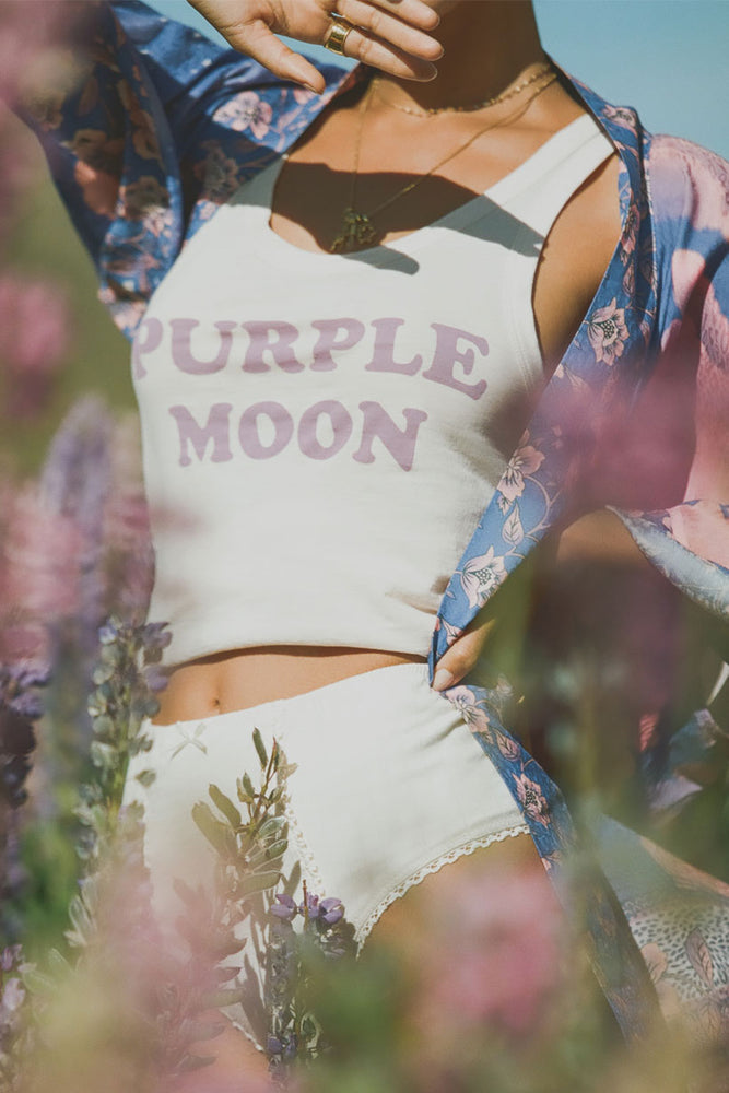 Purple Moon Organic Singlet