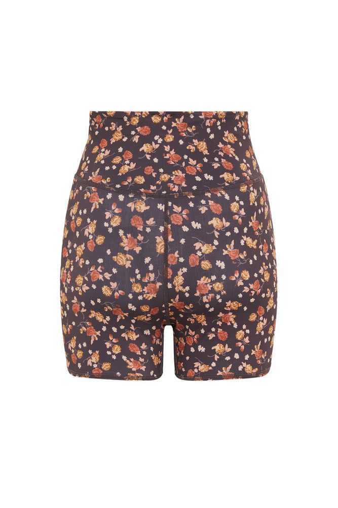 Rambling Rose Bike Shorts
