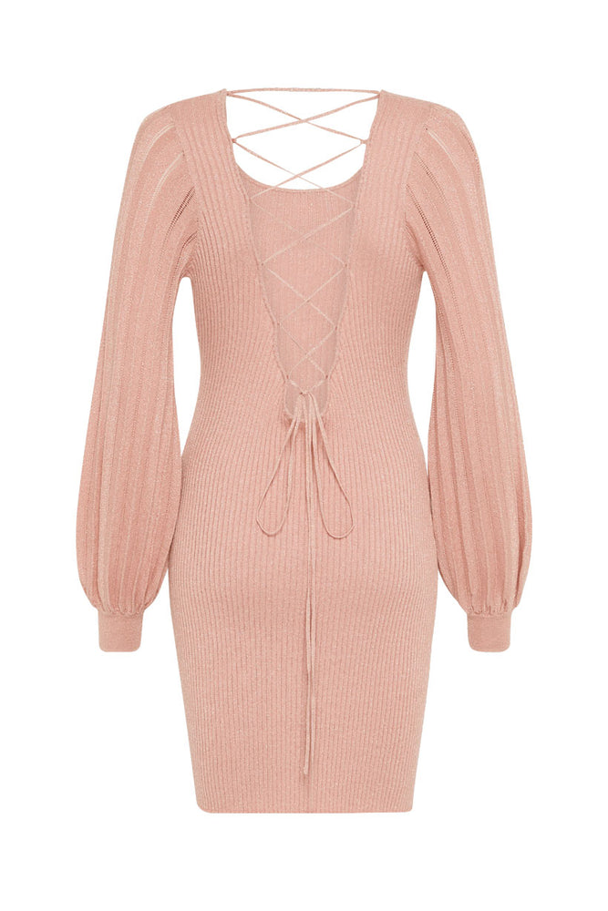 Margot Knit Mini Dress