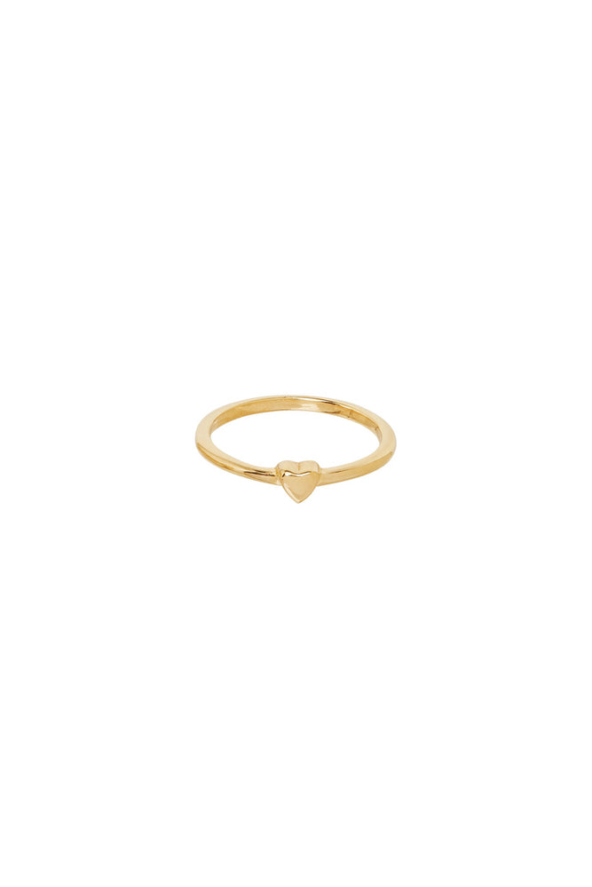 Wild Love Heart Ring