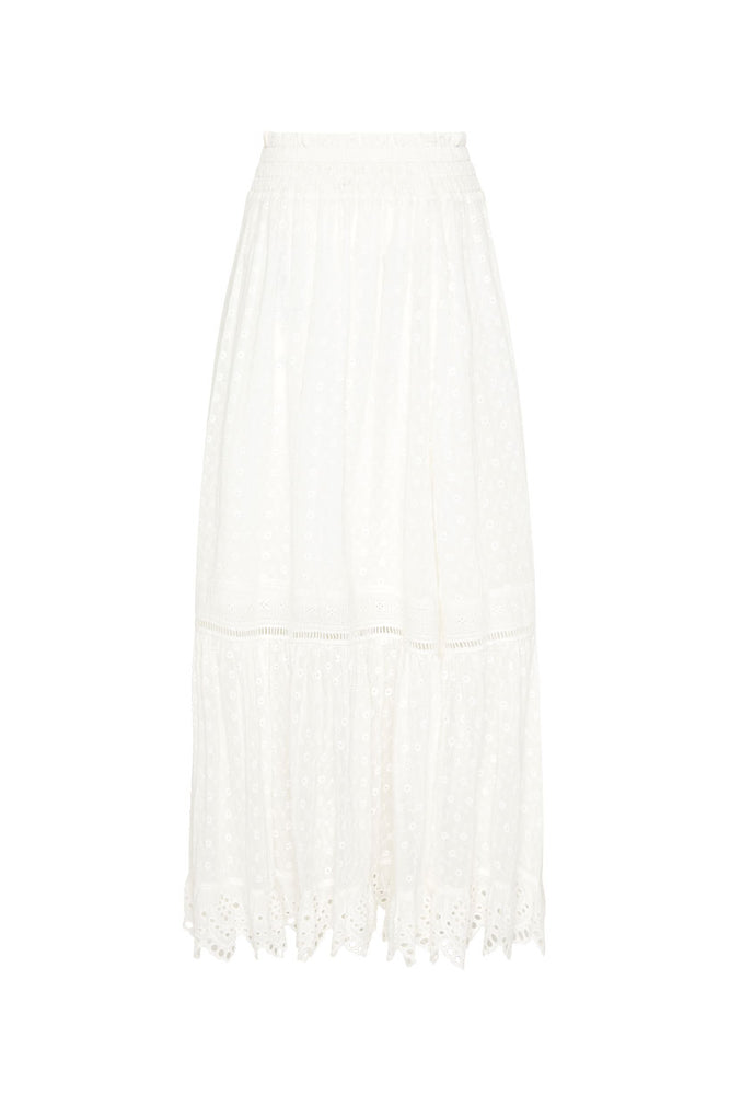 Daisy Chain Maxi Skirt