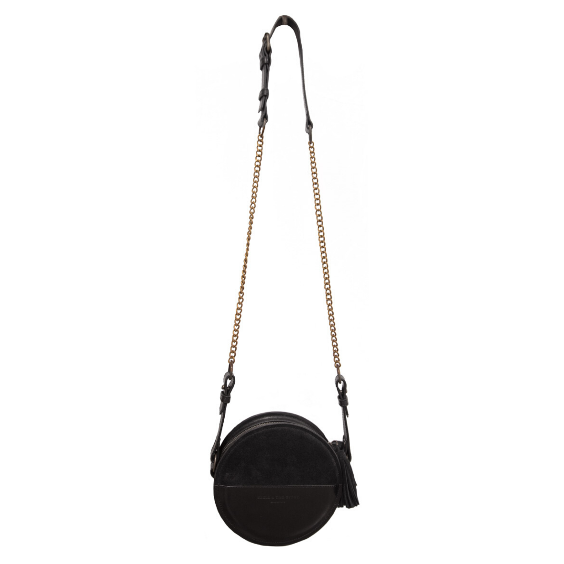 Full Moon Leather Bag