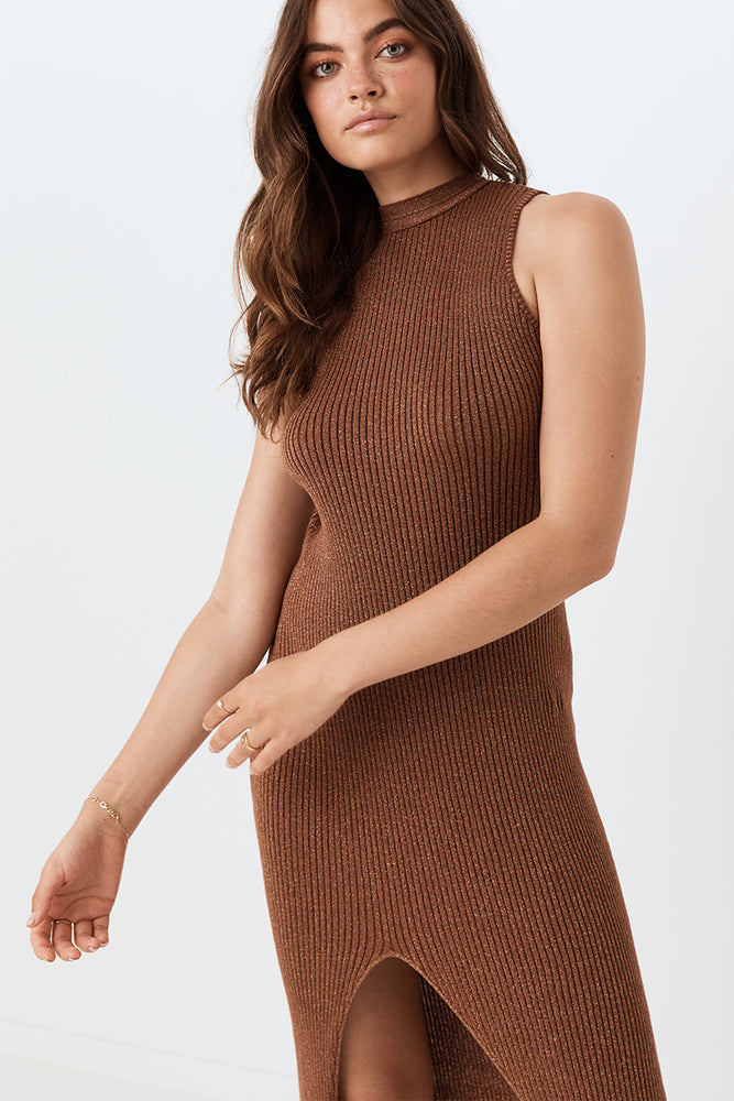 Margot Knit Maxi Dress