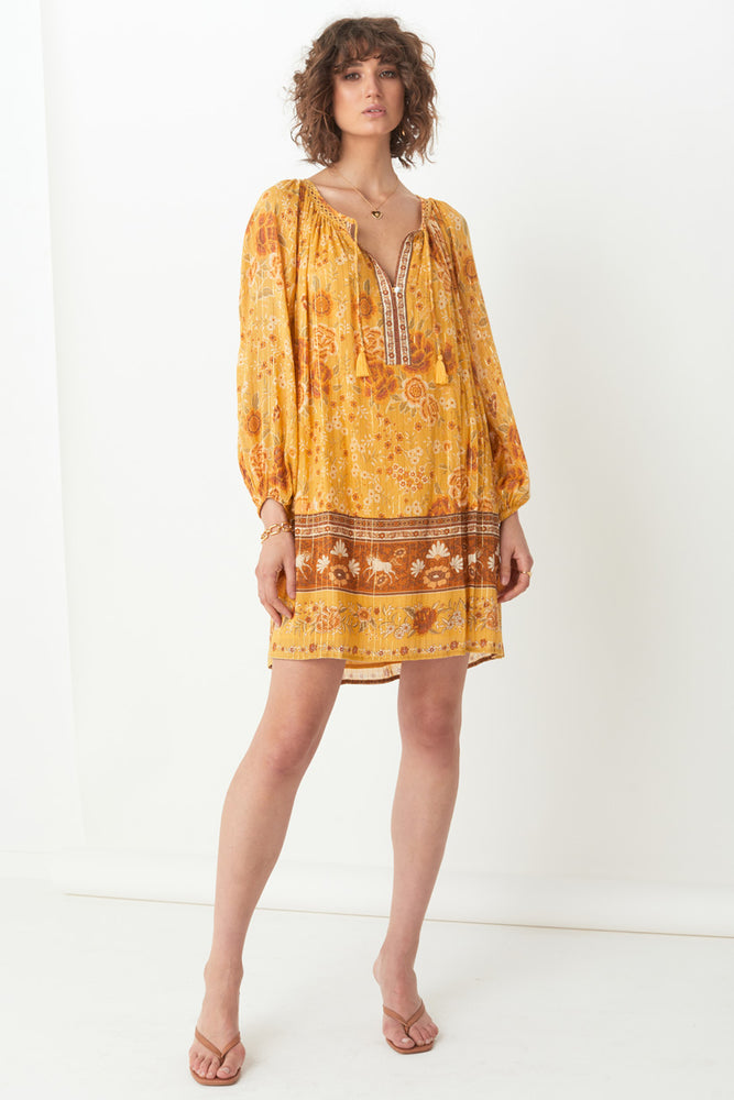 Mystic Tunic Dress