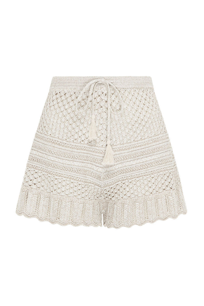 Atlantic Crochet Flutter Shorts