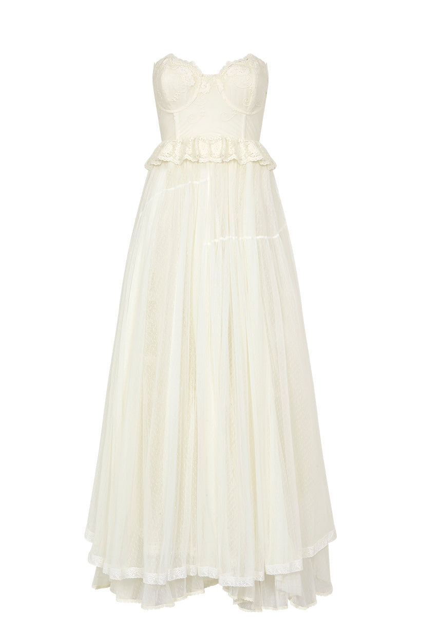 Spell Zoe Tulle Gown #rollover