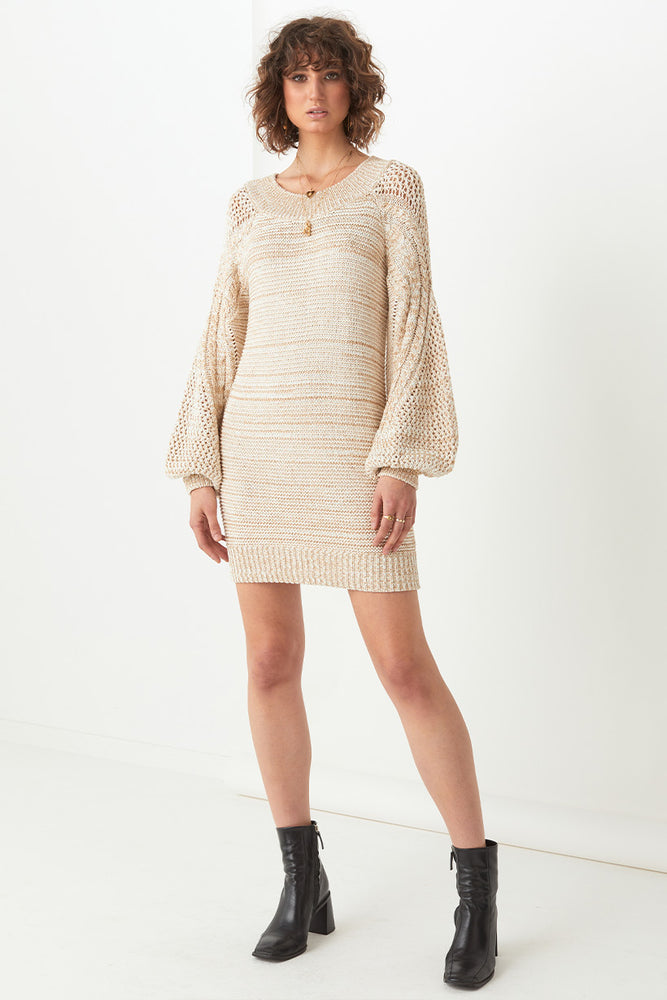 Carmen Knit Dress