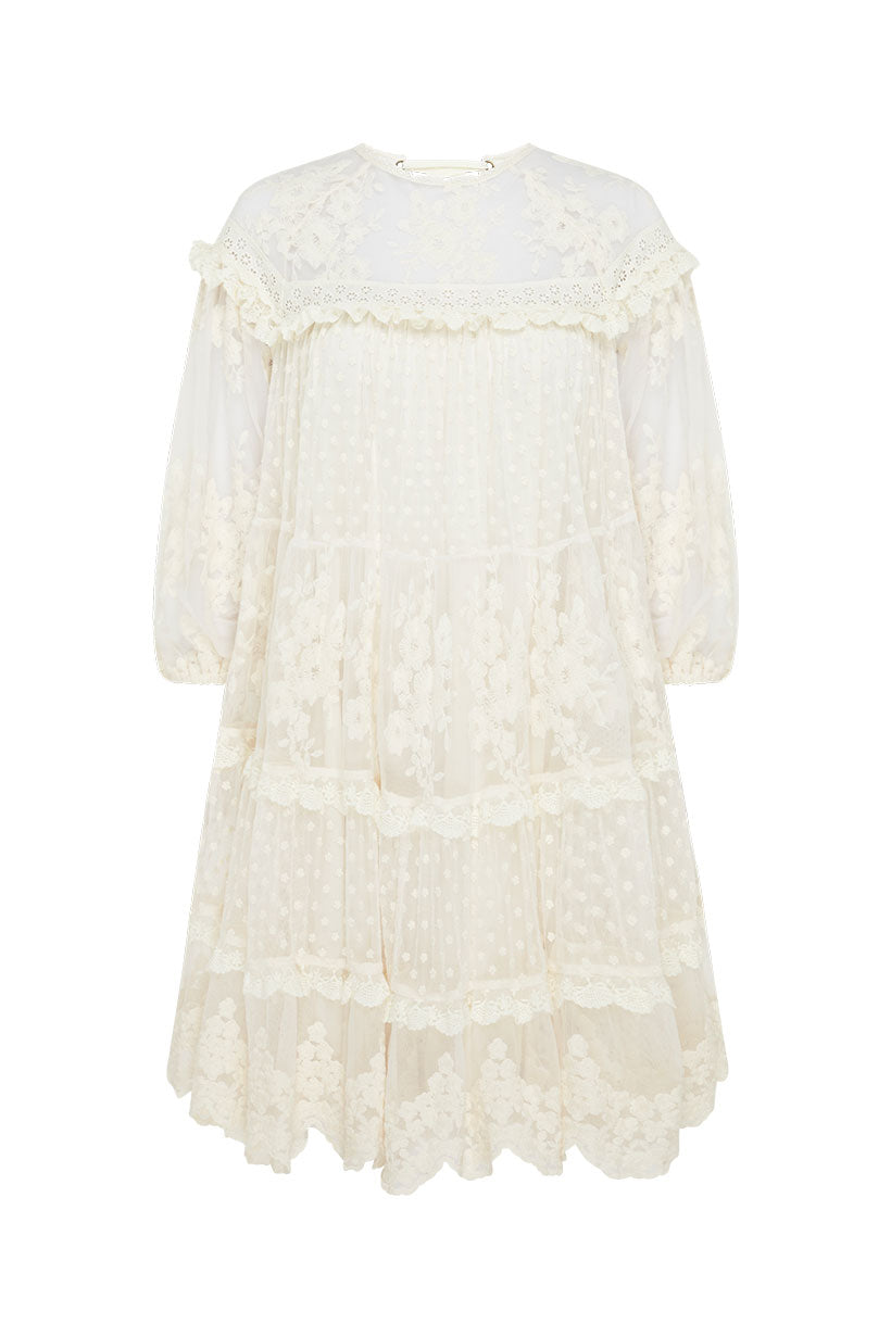 Spell Dawn Lace Mini Playdress #rollover