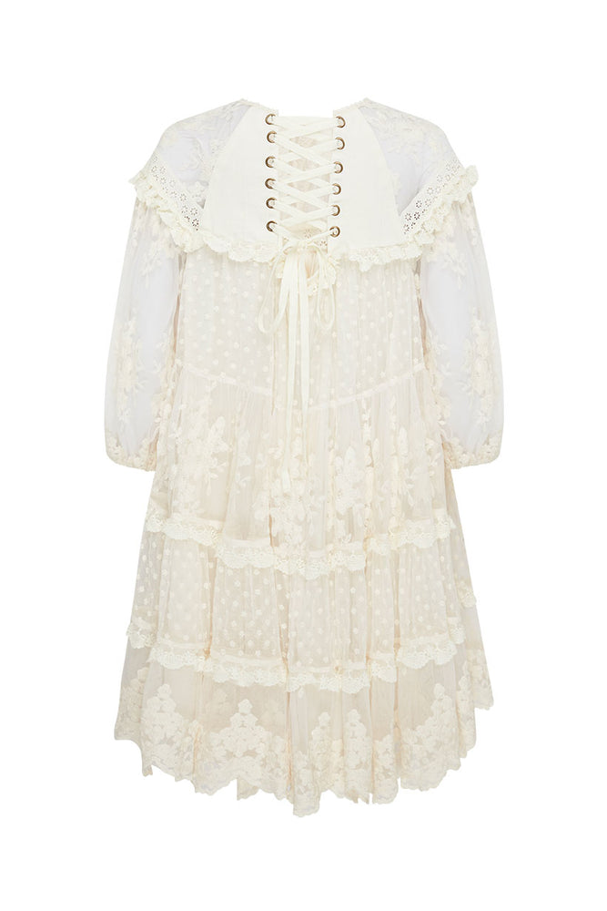 Dawn Lace Mini Playdress