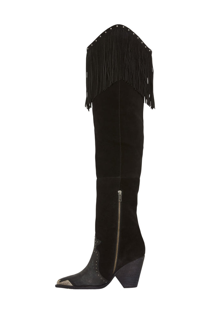 Evie Over Knee Boot