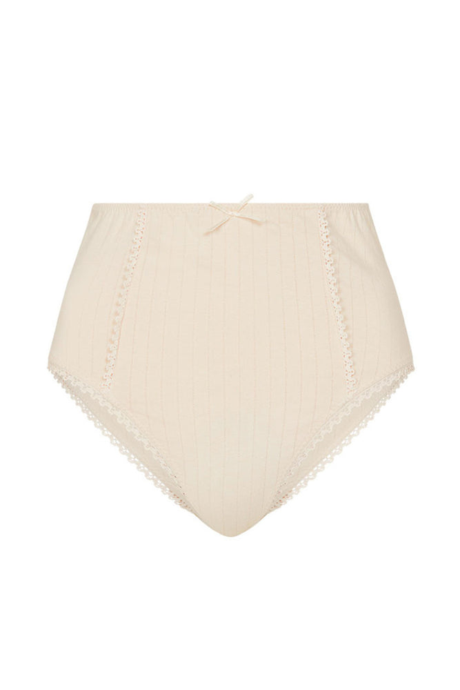 Lana Organic Cotton High Waisted Bloomers