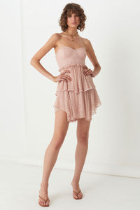 Mira Bustier RaRa Dress