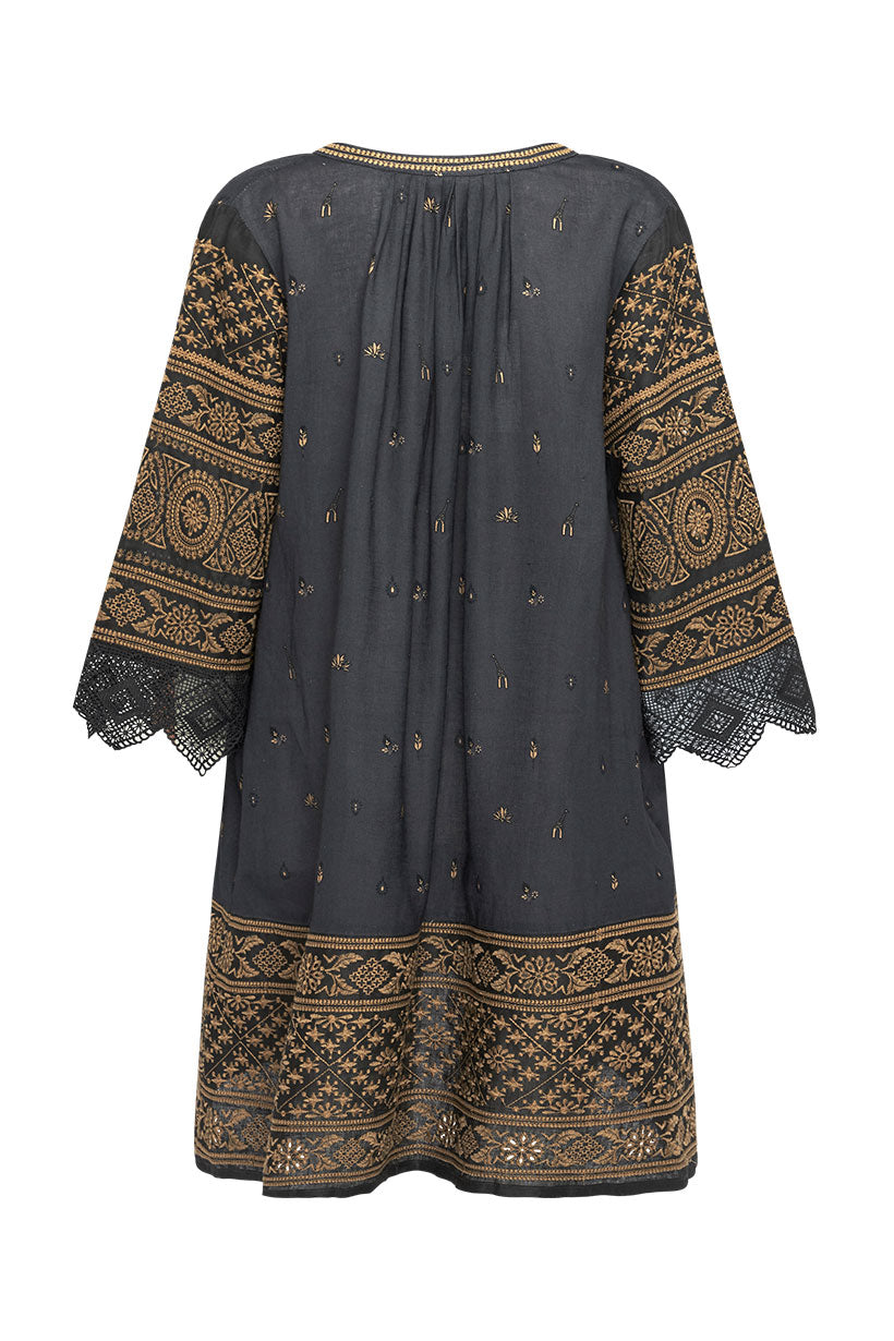 Muwala Embroidered Tunic