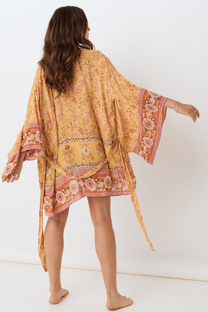 Portobello Road Short Robe