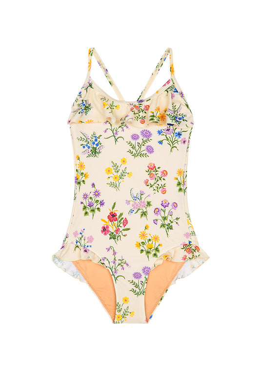 Little Posy Frill One Piece