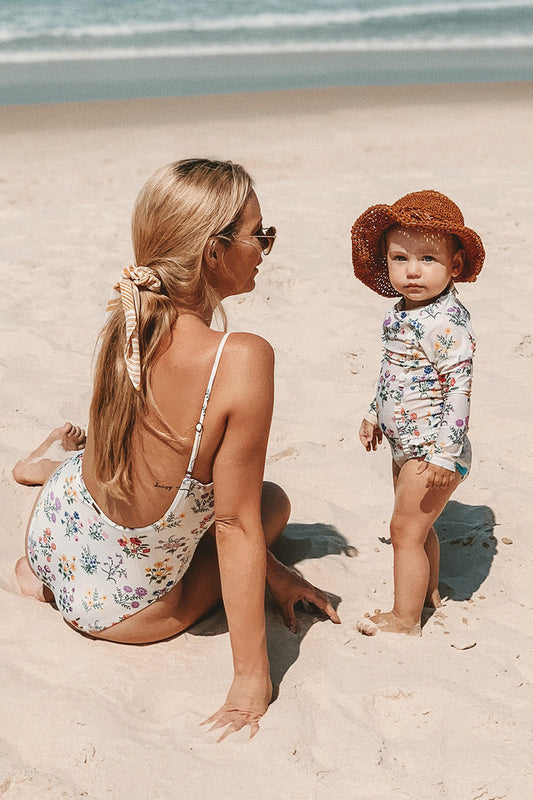 Little Posy One Piece Rashie