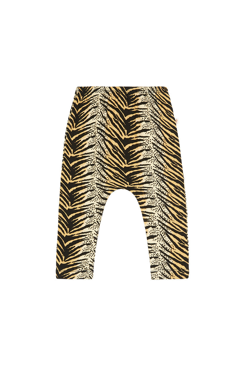 Spell Little Tiger Baby Leggings #rollover