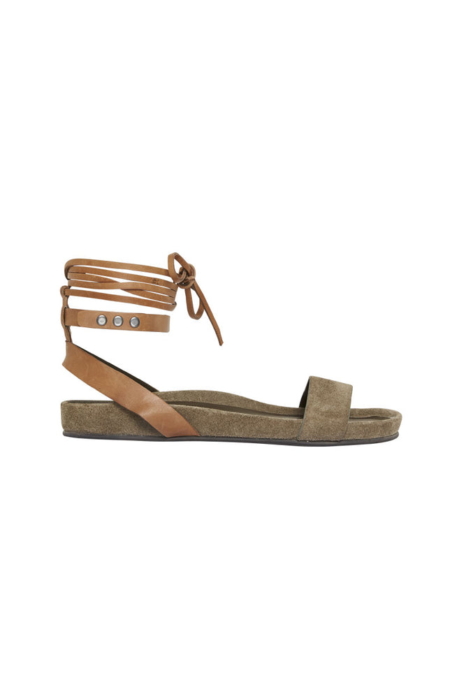 Savannah Strappy Sandal