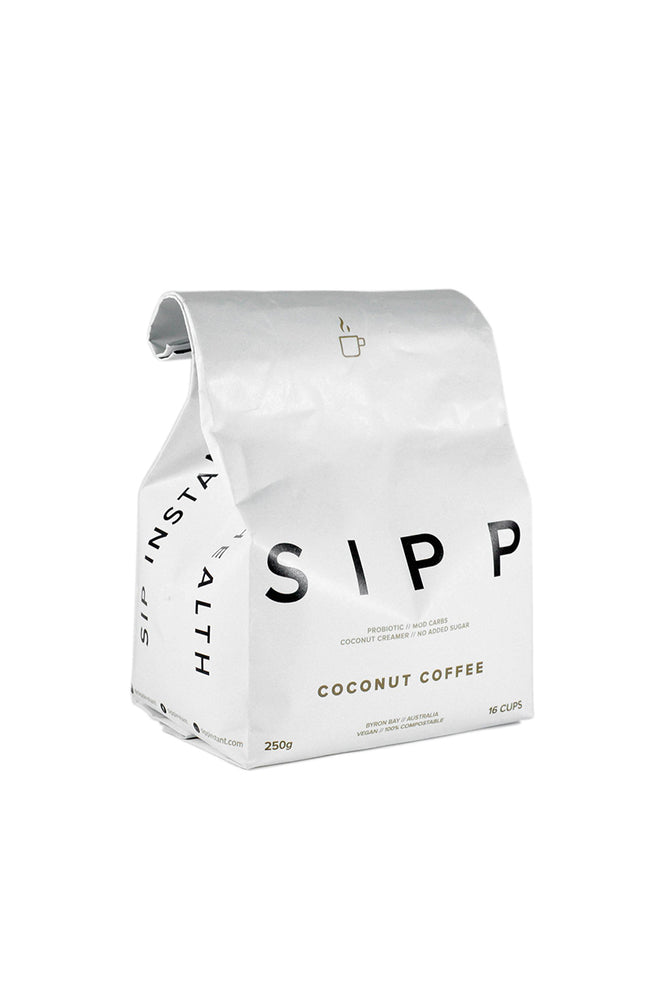 SIPP Coconut Coffee 400g