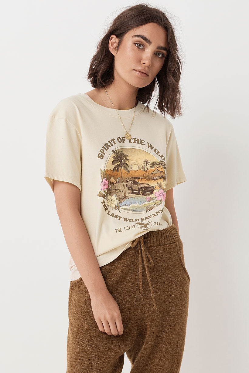 Spirit of the Wilderness Organic Tee