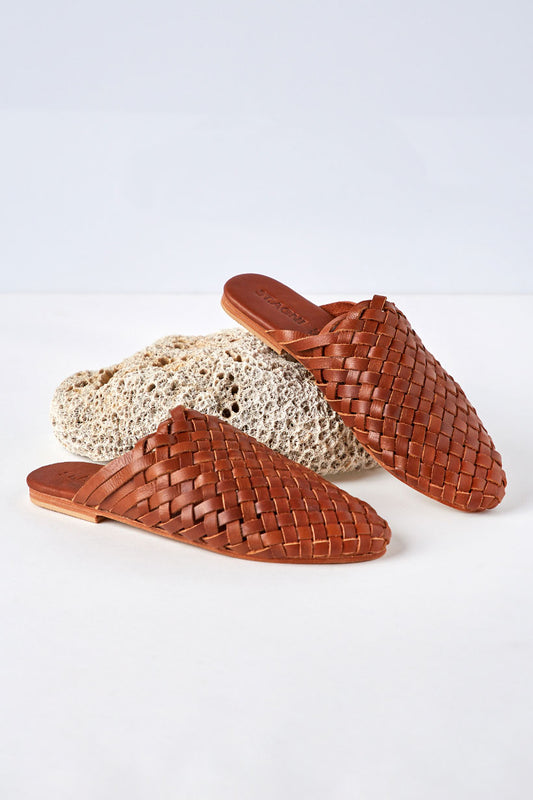 Bunto Woven Loafers