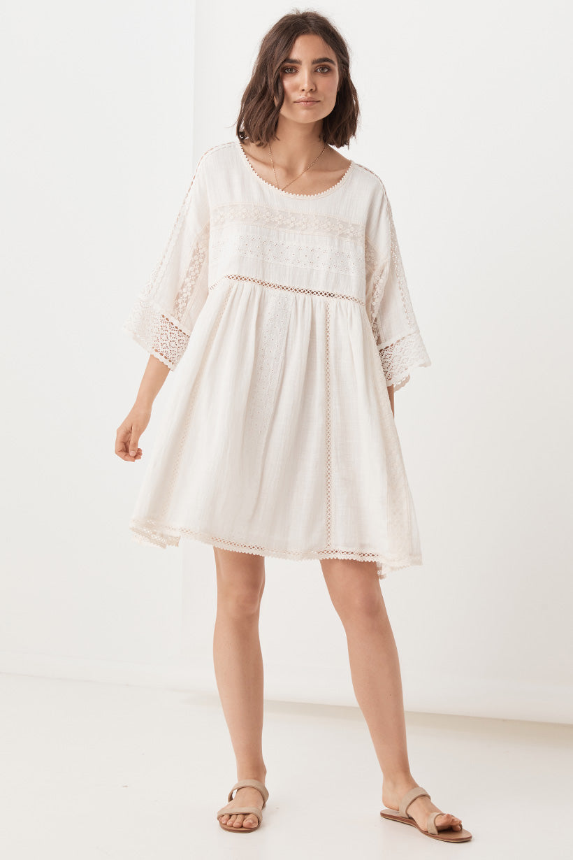 Suki Mini Smock Dress