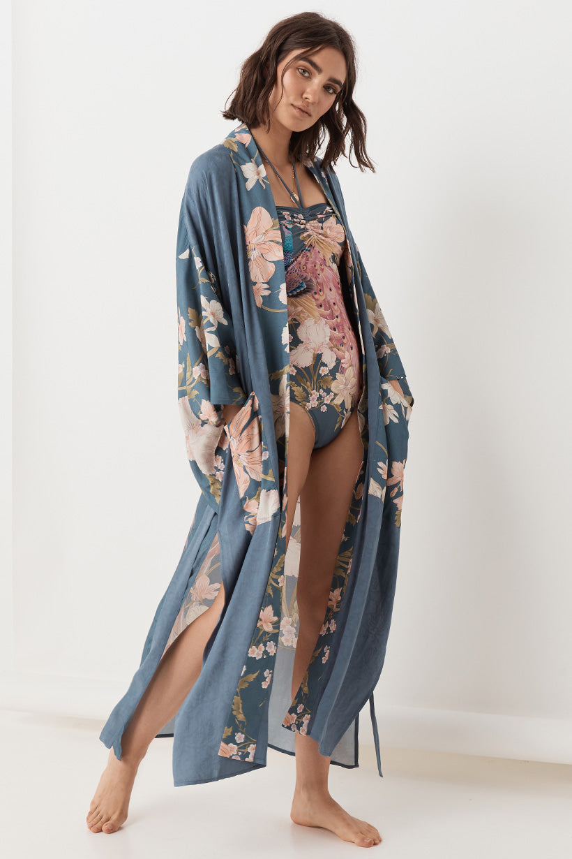 Spell Waterfall Robe