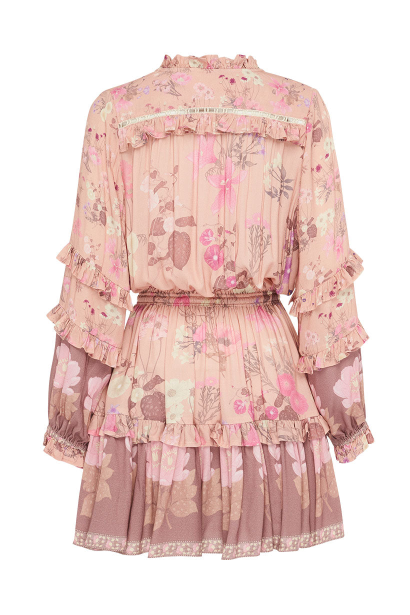 Wild Bloom Long Sleeve Playdress