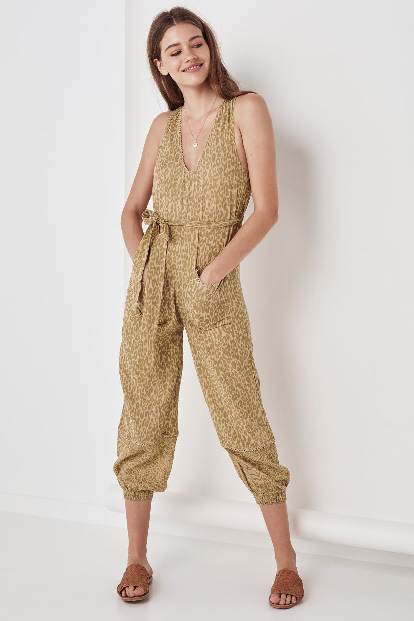 Spell Wild Thing Jumpsuit