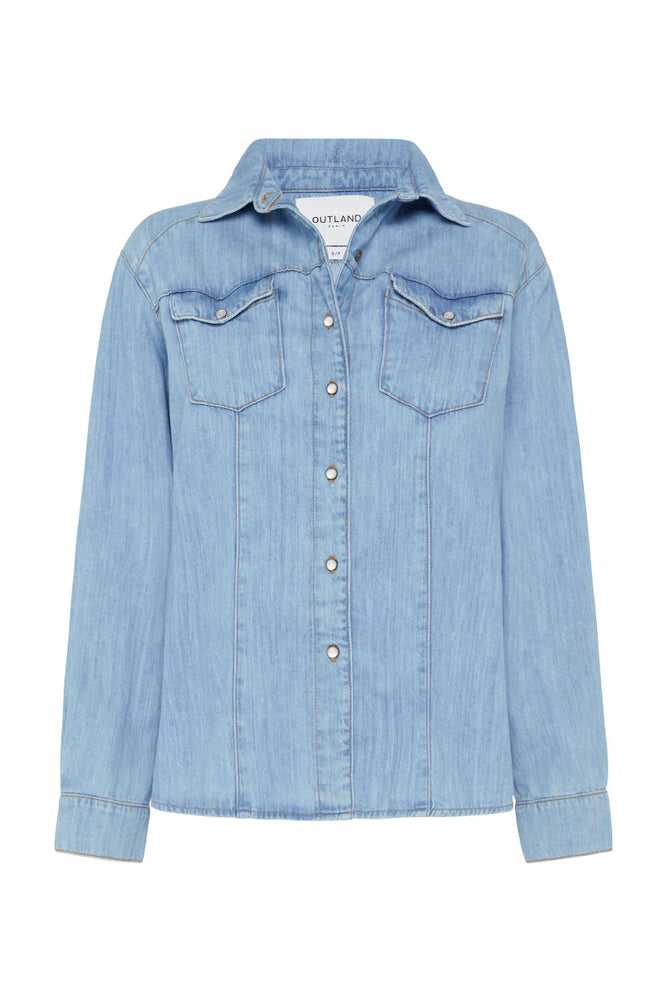 PRE-ORDER ~ Classic Chambray Shirt