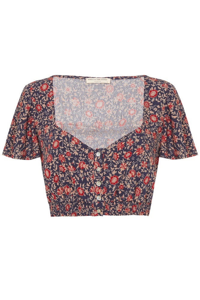 Jasmine Cropped Top