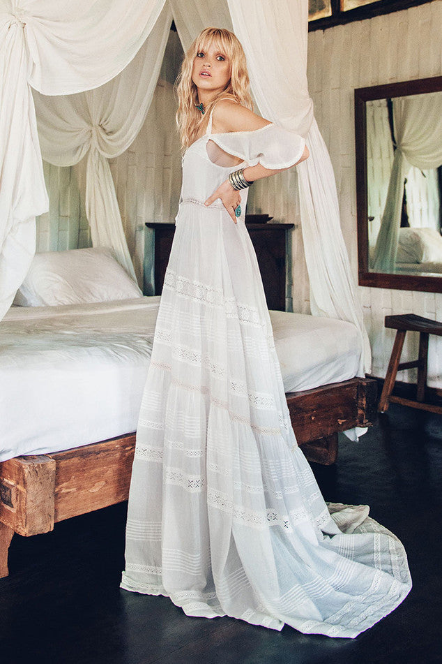 The Elizabeth Gown