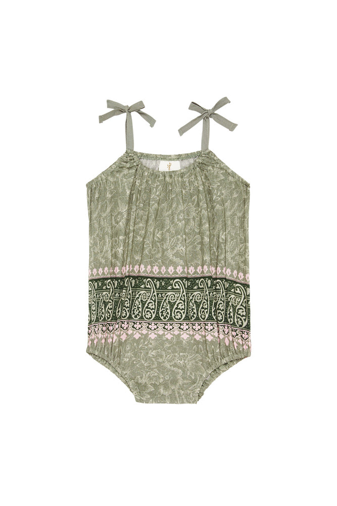 Lionheart Cotton Romper