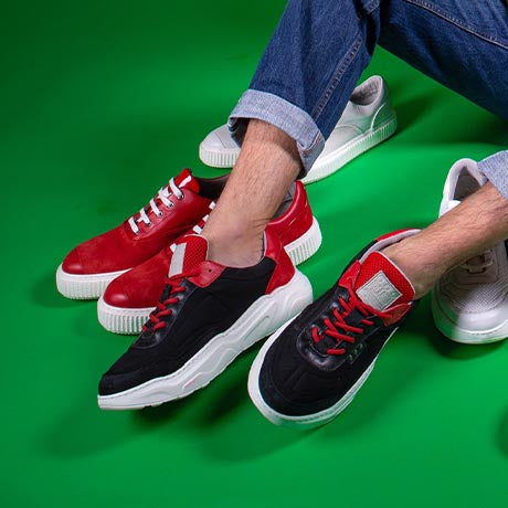 ALL COLLECTIONS SNEAKERS | melandofficiel